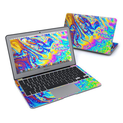 MacBook Air 11in Skin - World of Soap