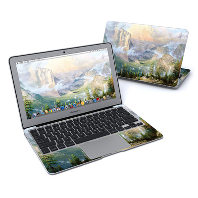 MacBook Air 11in Skin - Yosemite Valley