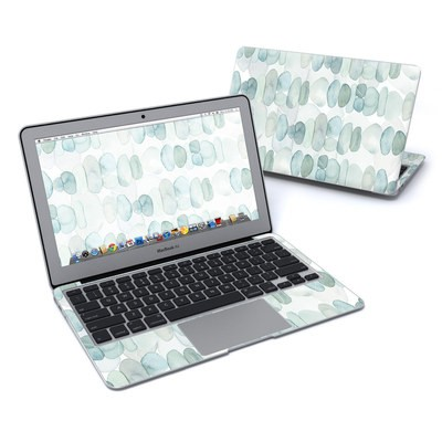 MacBook Air 11in Skin - Zen Stones