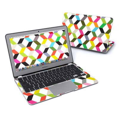 MacBook Air 11in Skin - Ziggy Cube