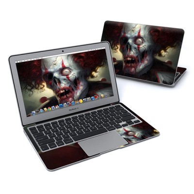 MacBook Air 11in Skin - Zombini