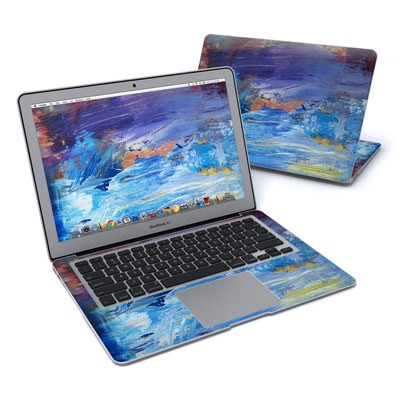MacBook Air 13in Skin - Abyss