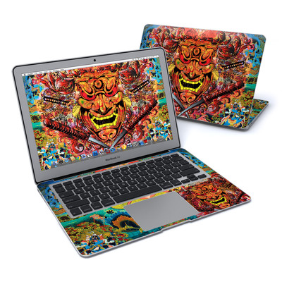 MacBook Air 13in Skin - Asian Crest