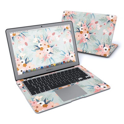 MacBook Air 13in Skin - Ada Garden