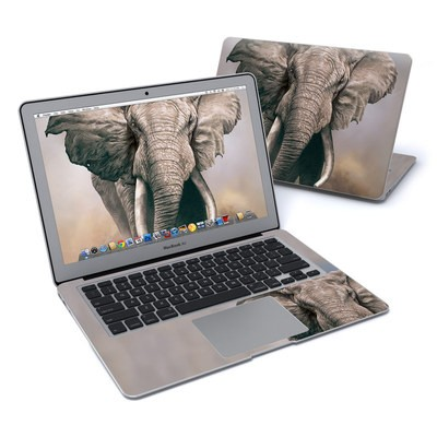 MacBook Air 13in Skin - African Elephant