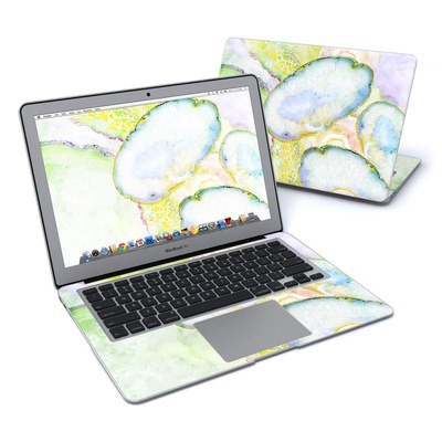 MacBook Air 13in Skin - Agate Dreams