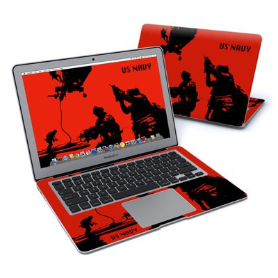 MacBook Air 13in Skin - Airborne