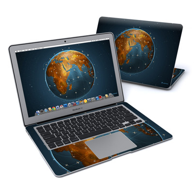 MacBook Air 13in Skin - Airlines
