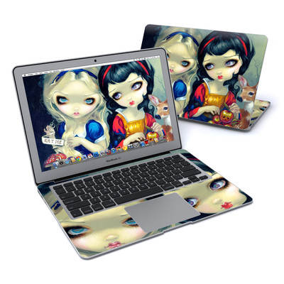 MacBook Air 13in Skin - Alice & Snow White