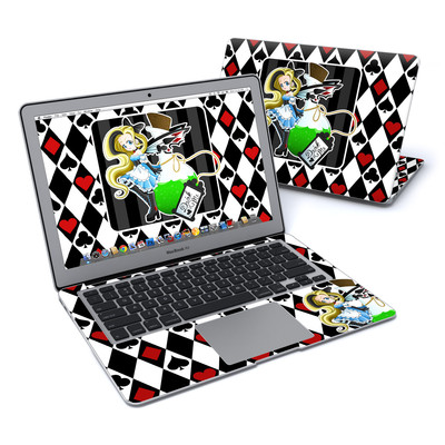 MacBook Air 13in Skin - Alice