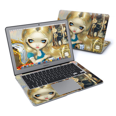 MacBook Air 13in Skin - Alice in a Dali Dream