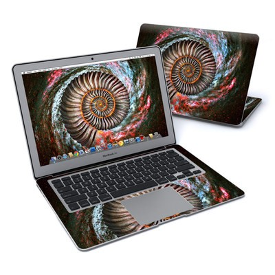 MacBook Air 13in Skin - Ammonite Galaxy