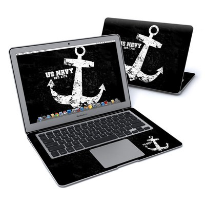 MacBook Air 13in Skin - Anchor