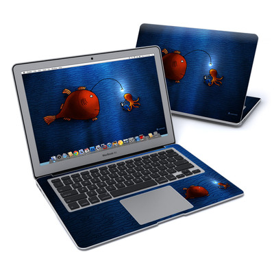 MacBook Air 13in Skin - Angler Fish