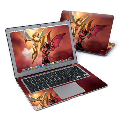 MacBook Air 13in Skin - Angel vs Demon