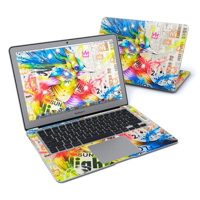 MacBook Air 13in Skin - Aoitori