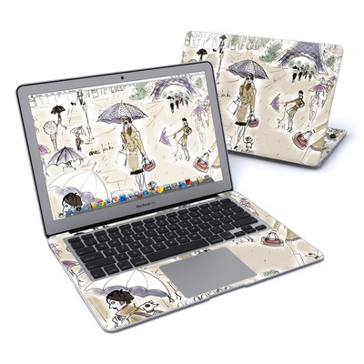 MacBook Air 13in Skin - Ah Paris