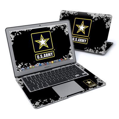 MacBook Air 13in Skin - Army Pride