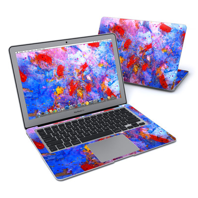 MacBook Air 13in Skin - Aqua-ese