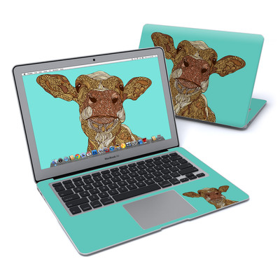 MacBook Air 13in Skin - Arabella