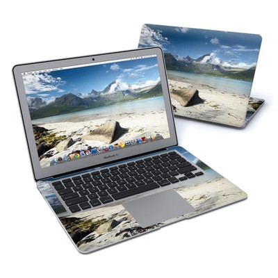 MacBook Air 13in Skin - Arctic Beach