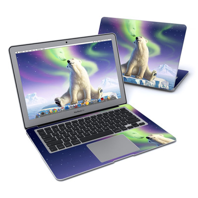 MacBook Air 13in Skin - Arctic Kiss