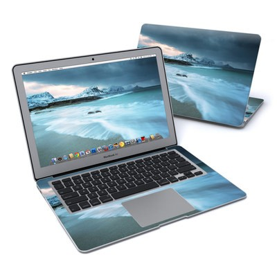 MacBook Air 13in Skin - Arctic Ocean