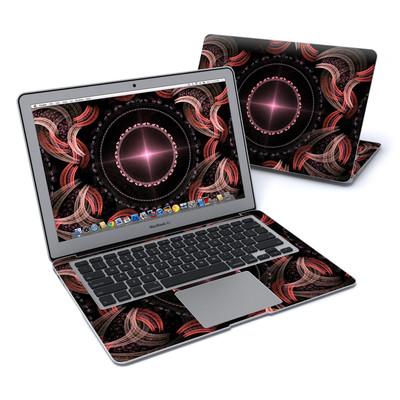 MacBook Air 13in Skin - All Roads Lead Home