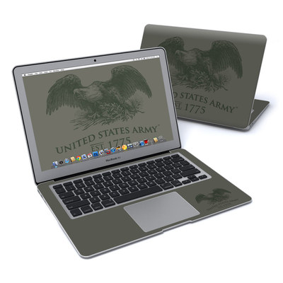MacBook Air 13in Skin - Army Crest