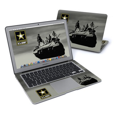 MacBook Air 13in Skin - Army Troop