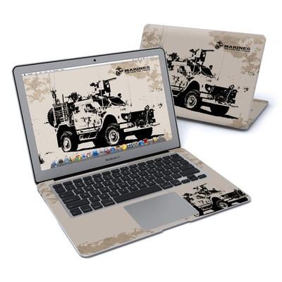 MacBook Air 13in Skin - Artillery