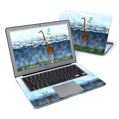 MacBook Air 13in Skin - Above The Clouds