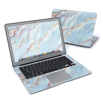 MacBook Air 13in Skin - Atlantic Marble