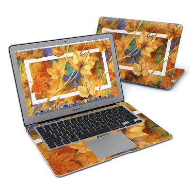 MacBook Air 13in Skin - Autumn Days