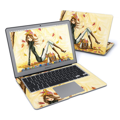 MacBook Air 13in Skin - Autumn Leaves