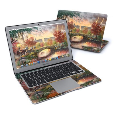MacBook Air 13in Skin - Autumn in New York