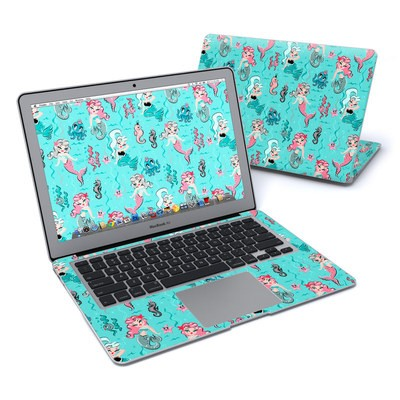 MacBook Air 13in Skin - Babydoll Mermaids