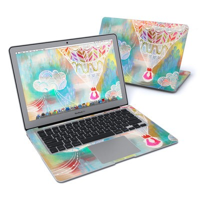MacBook Air 13in Skin - Balloon Ride