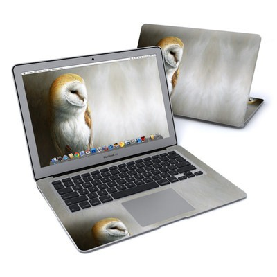 MacBook Air 13in Skin - Barn Owl