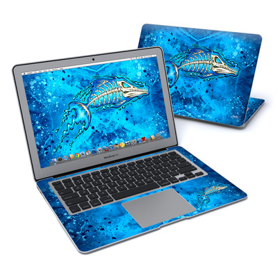 MacBook Air 13in Skin - Barracuda Bones
