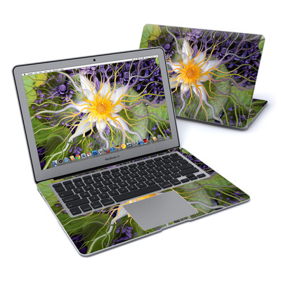 MacBook Air 13in Skin - Bali Dream Flower