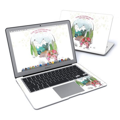 MacBook Air 13in Skin - Bear Mountain