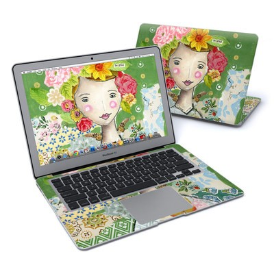 MacBook Air 13in Skin - Be Glad