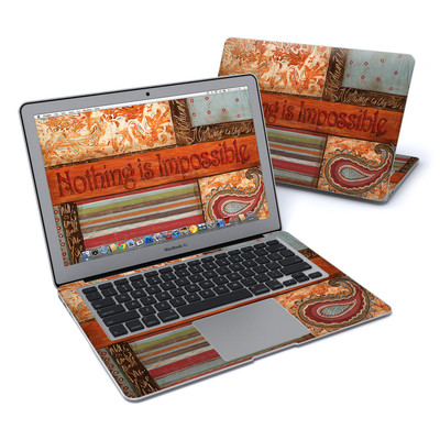 MacBook Air 13in Skin - Be Inspired