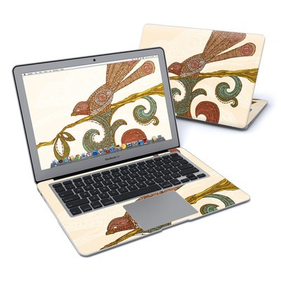 MacBook Air 13in Skin - Bird Happiness