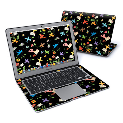MacBook Air 13in Skin - Birds