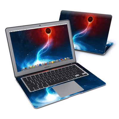 MacBook Air 13in Skin - Black Hole
