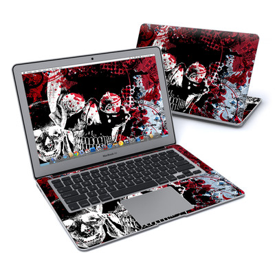 MacBook Air 13in Skin - Blast
