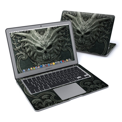 MacBook Air 13in Skin - Black Book