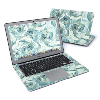 MacBook Air 13in Skin - Bloom Beautiful Rose